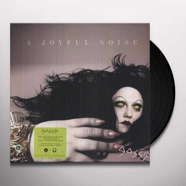 Gossip JOYFUL NOISE Vinyl Record - Holland Import