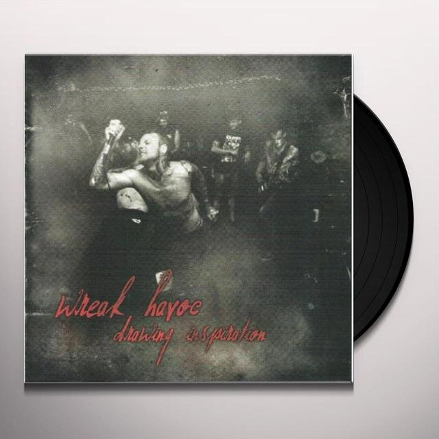 Wreak Havoc DRAWING INSPIRATIONS Vinyl Record