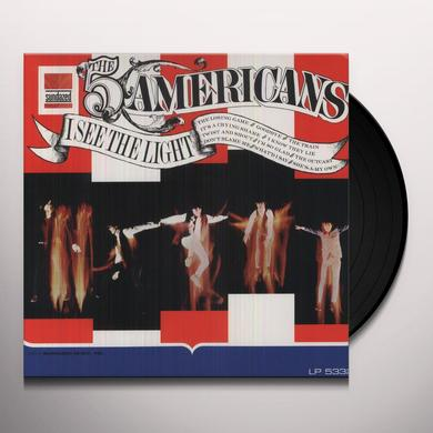 The Five Americans I SEE THE LIGHT Vinyl Record
