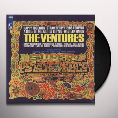 Ventures SUPER PSYCHEDELICS Vinyl Record