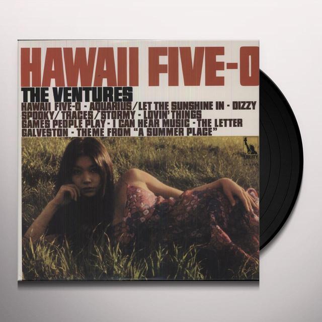 Ventures HAWAII FIVE-O Vinyl Record