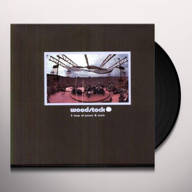 WOODSTOCK & WOODSTOCK 2 - 40TH ANNIVERSARY / VAR Vinyl Record