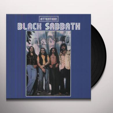 ATTENTION BLACK SABBATH 2 Vinyl Record