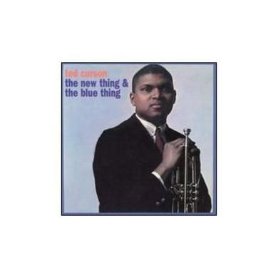 Ted Curson THE NEW THING & THE BLUE THING Vinyl Record