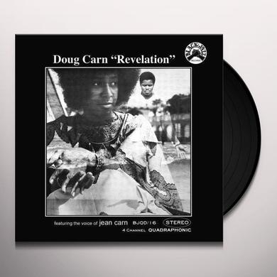 Doug Carn REVELATION Vinyl Record