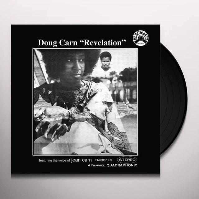Doug Carn REVELATION Vinyl Record