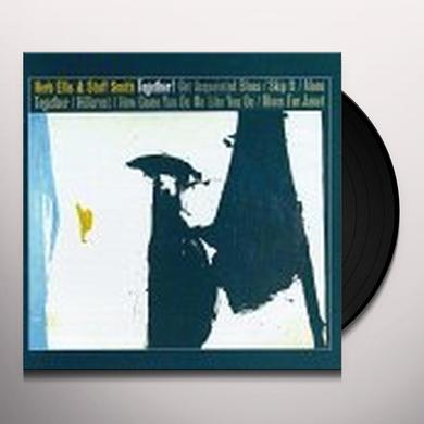 HERB ELLIS & STUFF SMITH TOGETHER Vinyl Record