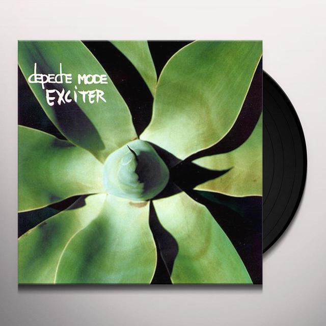 Depeche Mode EXCITER Vinyl Record - 180 Gram Pressing
