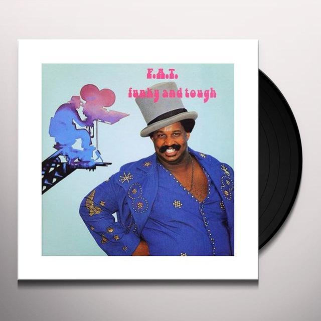 Fat FUNKY & TOUGH Vinyl Record