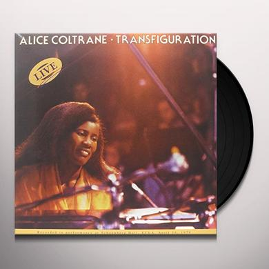 Alice Coltrane TRANSFIGURATION Vinyl Record