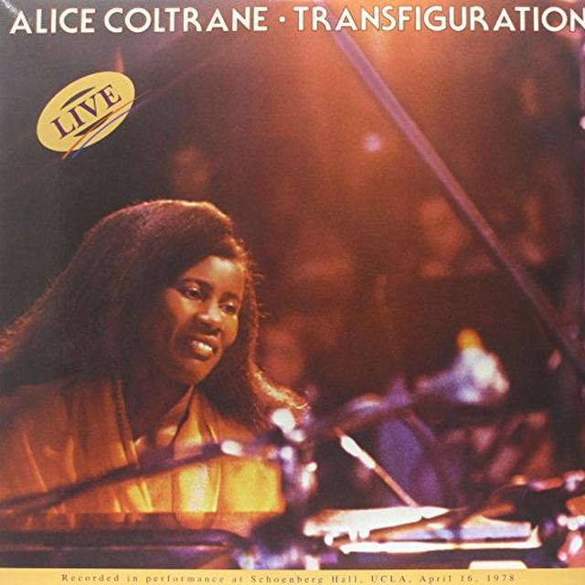 Alice Coltrane TRANSFIGURATION Vinyl Record - 180 Gram Pressing