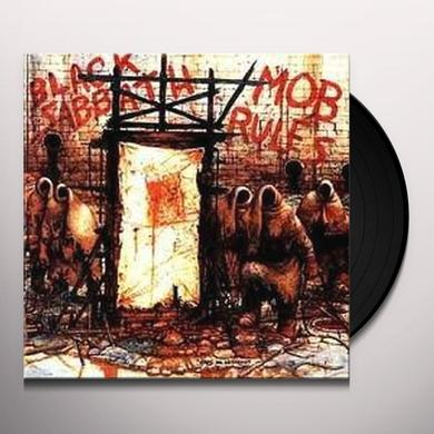 Black Sabbath MOB RULES Vinyl Record