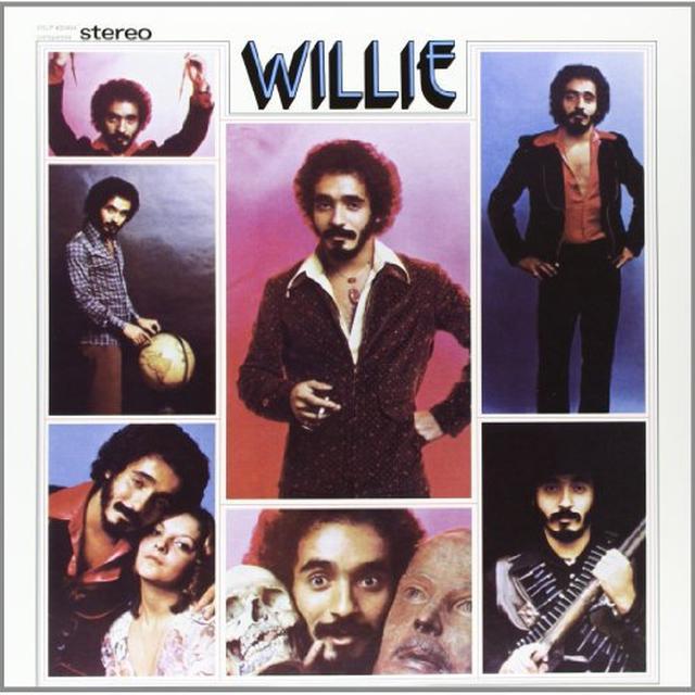 Willie Colon WILLIE Vinyl Record