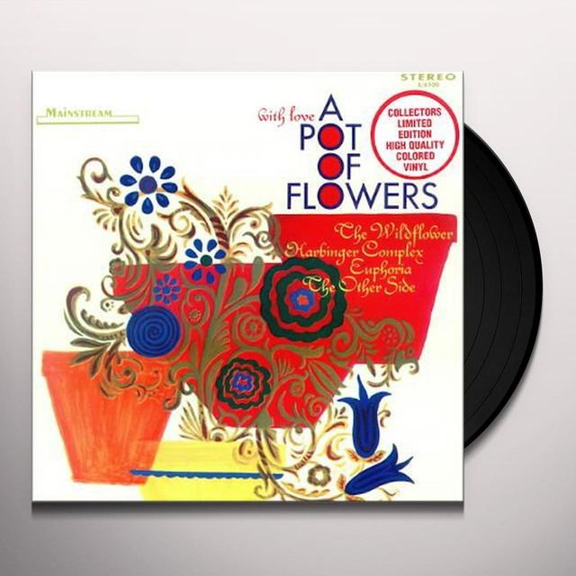 A Pot Of Flowers WITH LOVE Vinyl Record