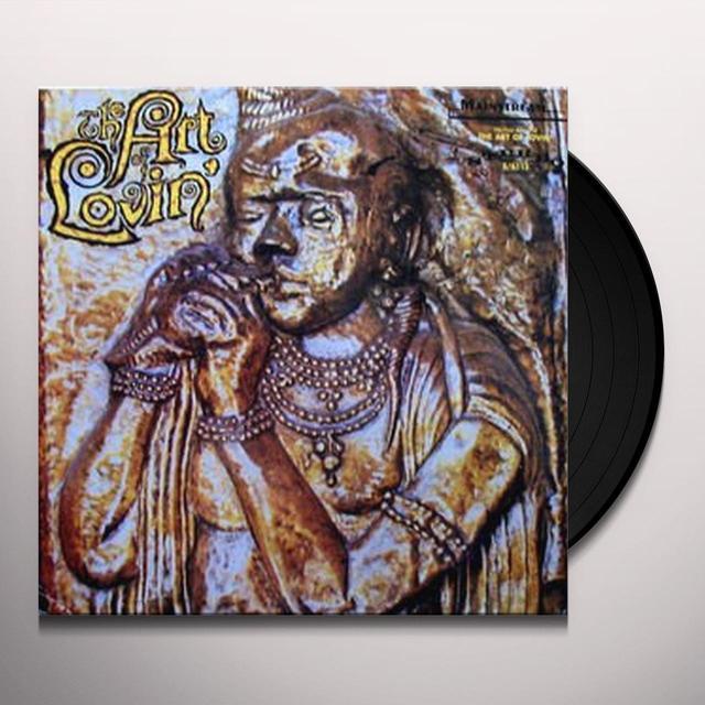 ART OF LOVIN Vinyl Record - 180 Gram Pressing