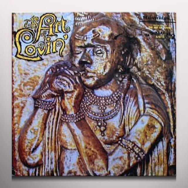 ART OF LOVIN Vinyl Record - Colored Vinyl