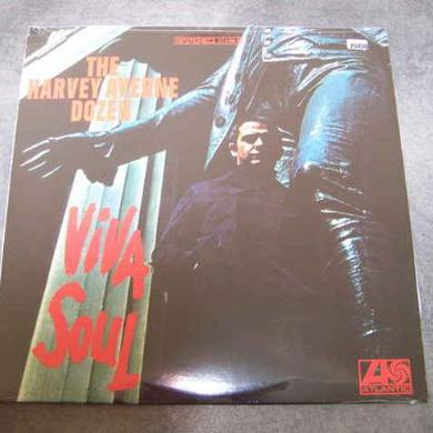 Harvey Averne Dozen VIVA SOUL Vinyl Record