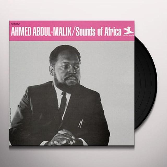 Ahmed Abdul-Malik SOUNDS OF AFRICA Vinyl Record