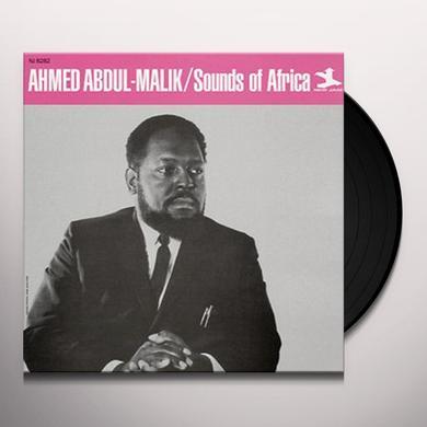 Ahmed Abdul-Malik SOUNDS OF AFRICA Vinyl Record