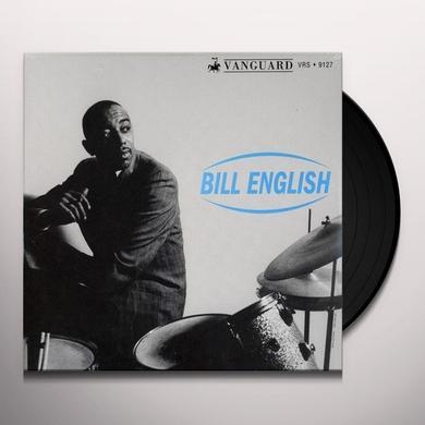 BILL ENGLISH Vinyl Record