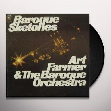 Art Farmer BAROQUE SKETCHES Vinyl Record