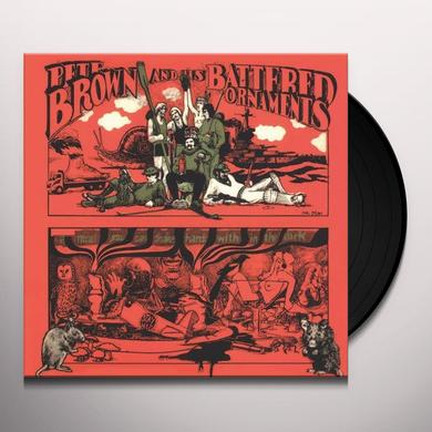 Pete Brown & His Battered Ornaments MEAL YOU CAN SHAKE HANDS WITH IN THE DARK Vinyl Record