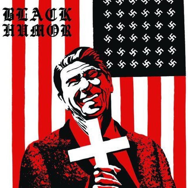 Black Humor LOVE GOD: LOVE ONE ANOTHER Vinyl Record