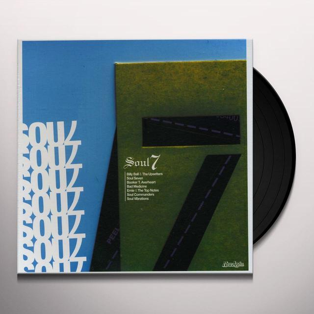 SOUL 7 / VARIOUS (BOX) Vinyl Record