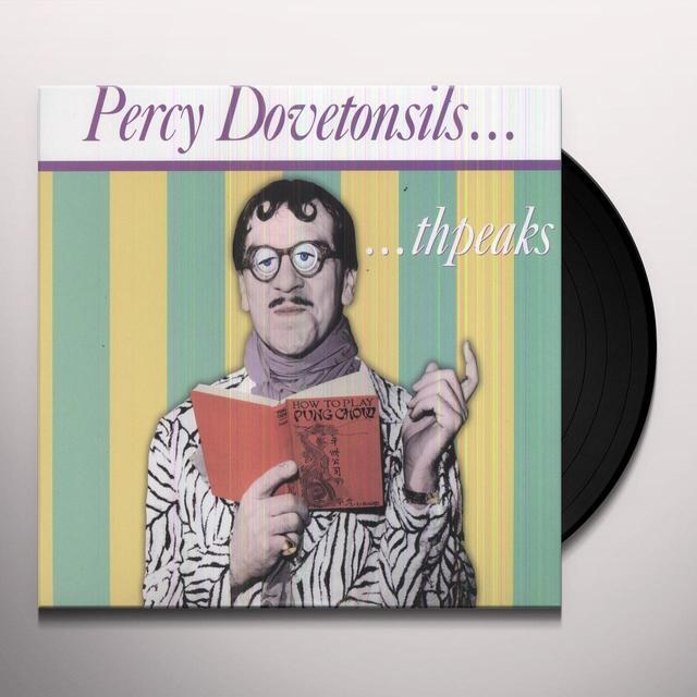 Ernie Kovacs PRESENTS PERCY DOVETONSILS Vinyl Record