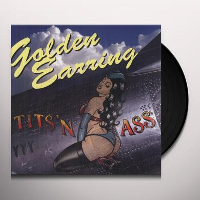 Golden Earring TITS N ASS Vinyl Record