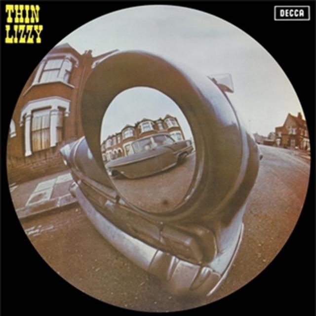 THIN LIZZY Vinyl Record - Gatefold Sleeve, Poster, Remastered, Reissue