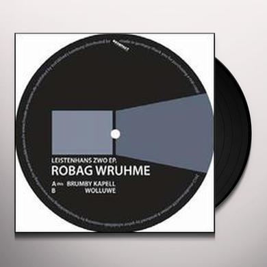 Robag Wruhme LEISTENHANS ZWO Vinyl Record