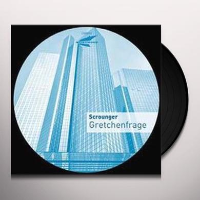 Scrounger GRETCHENFRAGE Vinyl Record