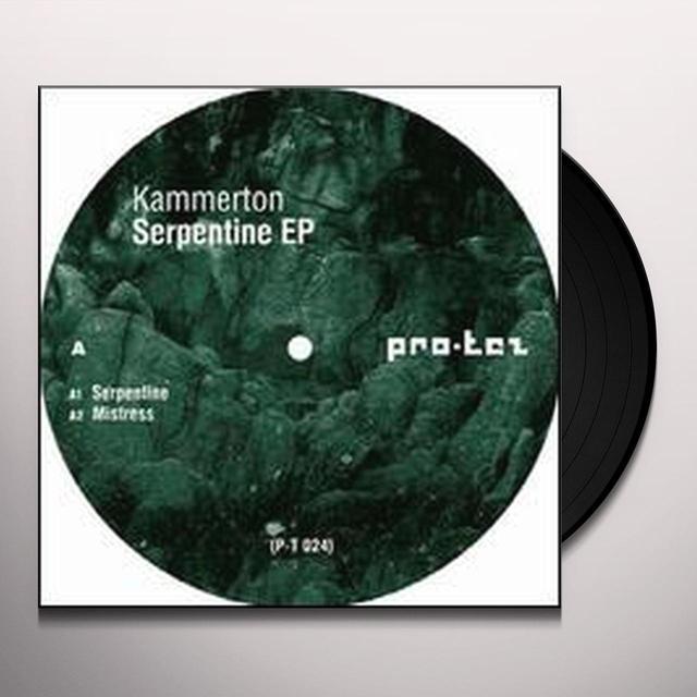 Kammerton SERPENTINE (EP) Vinyl Record