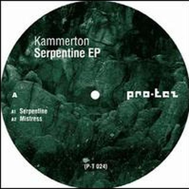 Kammerton SERPENTINE Vinyl Record