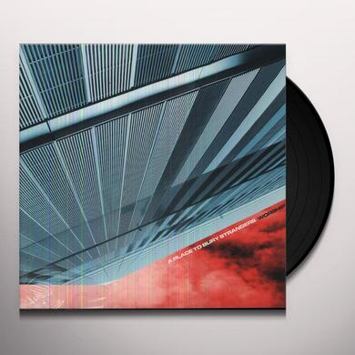 Place To Bury Strangers WORSHIP Vinyl Record