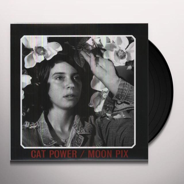 Cat Power MOON PIX Vinyl Record - MP3 Download Included