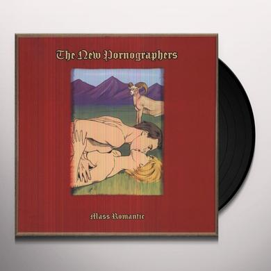The New Pornographers MASS ROMANTIC Vinyl Record