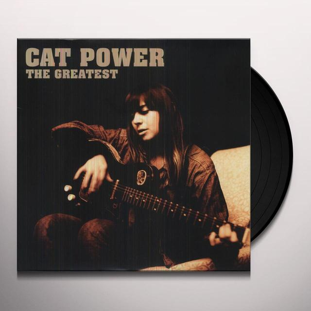 Cat Power GREATEST Vinyl Record
