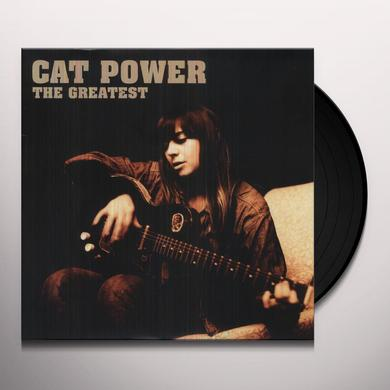 Cat Power GREATEST Vinyl Record - MP3 Download Included