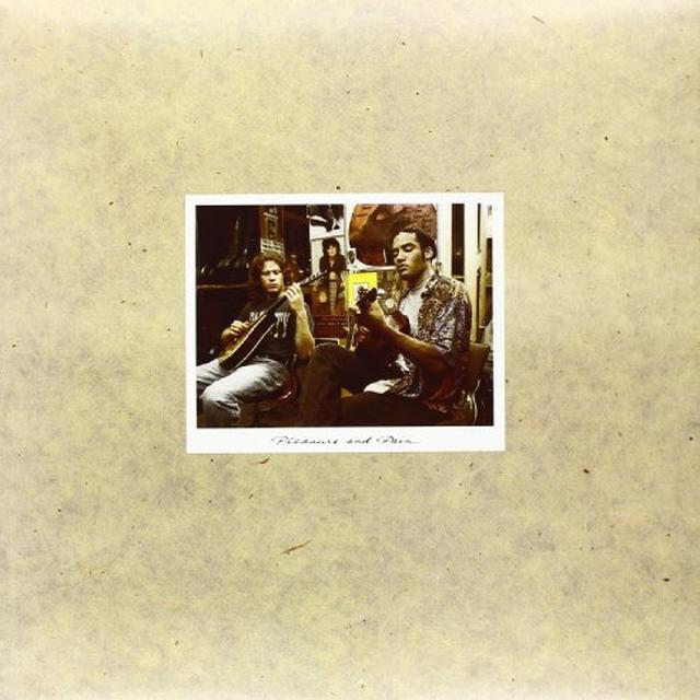 Ben Harper & Tom Freund PLEASURE & PAIN Vinyl Record