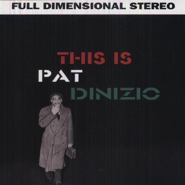THIS IS PAT DINIZIO Vinyl Record