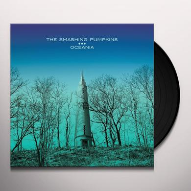 The Smashing Pumpkins OCEANIA Vinyl Record
