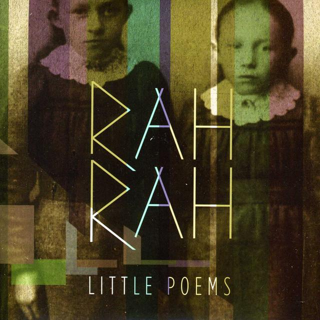 Rah Rah LITTLE POEMS Vinyl Record