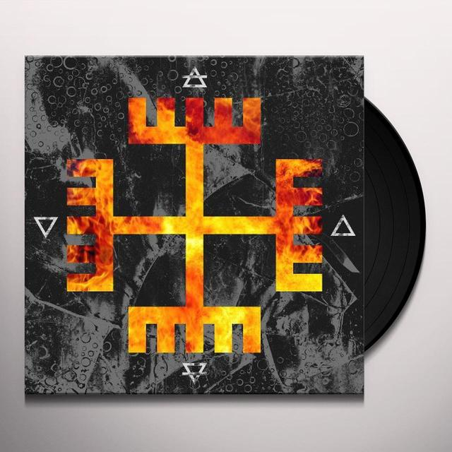 Rise & Fall FAITH Vinyl Record