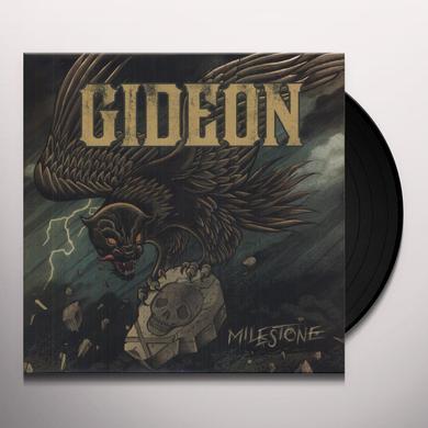 Gideon MILESTONE Vinyl Record