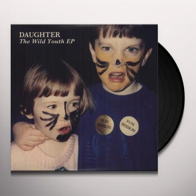 Daughter WILD YOUTH (EP) Vinyl Record
