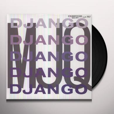The Modern Jazz Quartet DJANGO Vinyl Record