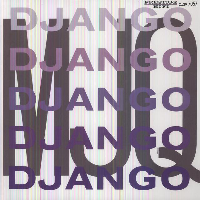 The Modern Jazz Quartet DJANGO Vinyl Record
