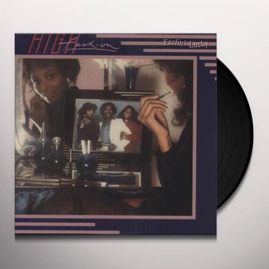 High Fashion FEELIN LUCKY Vinyl Record